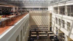 Biblioteka przy Koszykowej będzie jak BUW