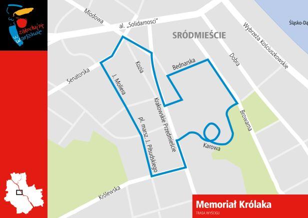 VIII Memoriał Stanisława Królaka. Utrudnienia UM
