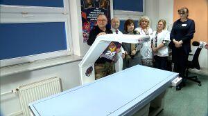 WOŚP pomaga seniorom. Nowy sprzęt w warszawskim szpitalu