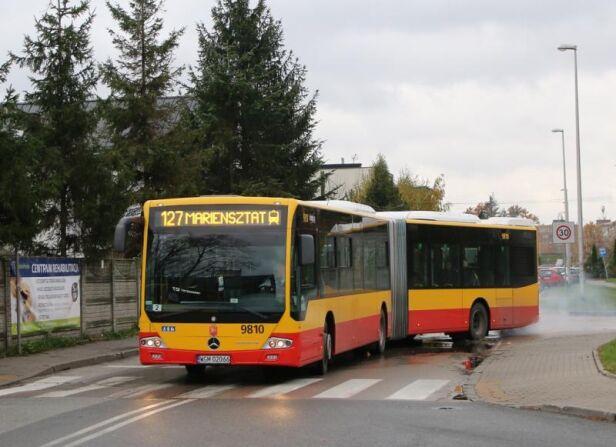 Linia 127 pojedzie nową trasą ZTM
