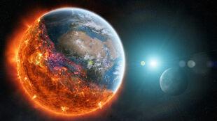 """Zmiany klimatu """"zagrażają losom ludzkości"""""""