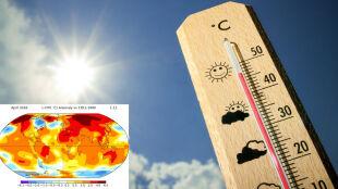 Padł kolejny rekord. To był najcieplejszy kwiecień w historii pomiarów