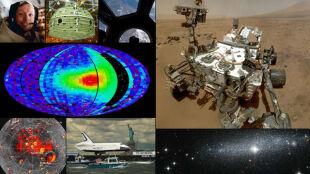 NASA podsumowuje rok 2012